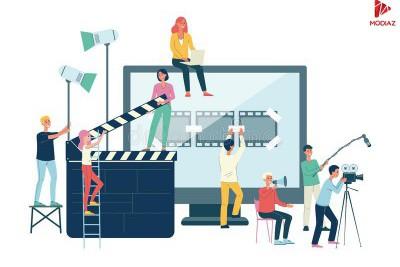 Sản xuất video thông báo nội bộ đẩy mạnh tương tác