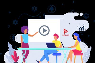 Setup bối cảnh video giới thiệu sản phẩm tích kiệm, hiệu quả
