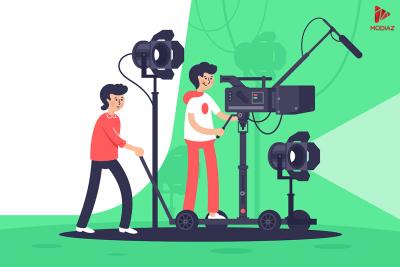 Video quảng cáo doanh nghiệp sáng tạo với Phòng media thuê ngoài