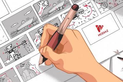 Hướng dẫn tạo storyboard cho phim quảng cáo định dạng video hoạt hình